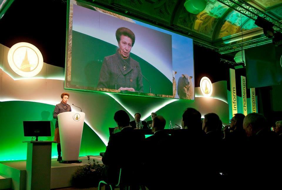 Princess Ann Oxford Farming Conference