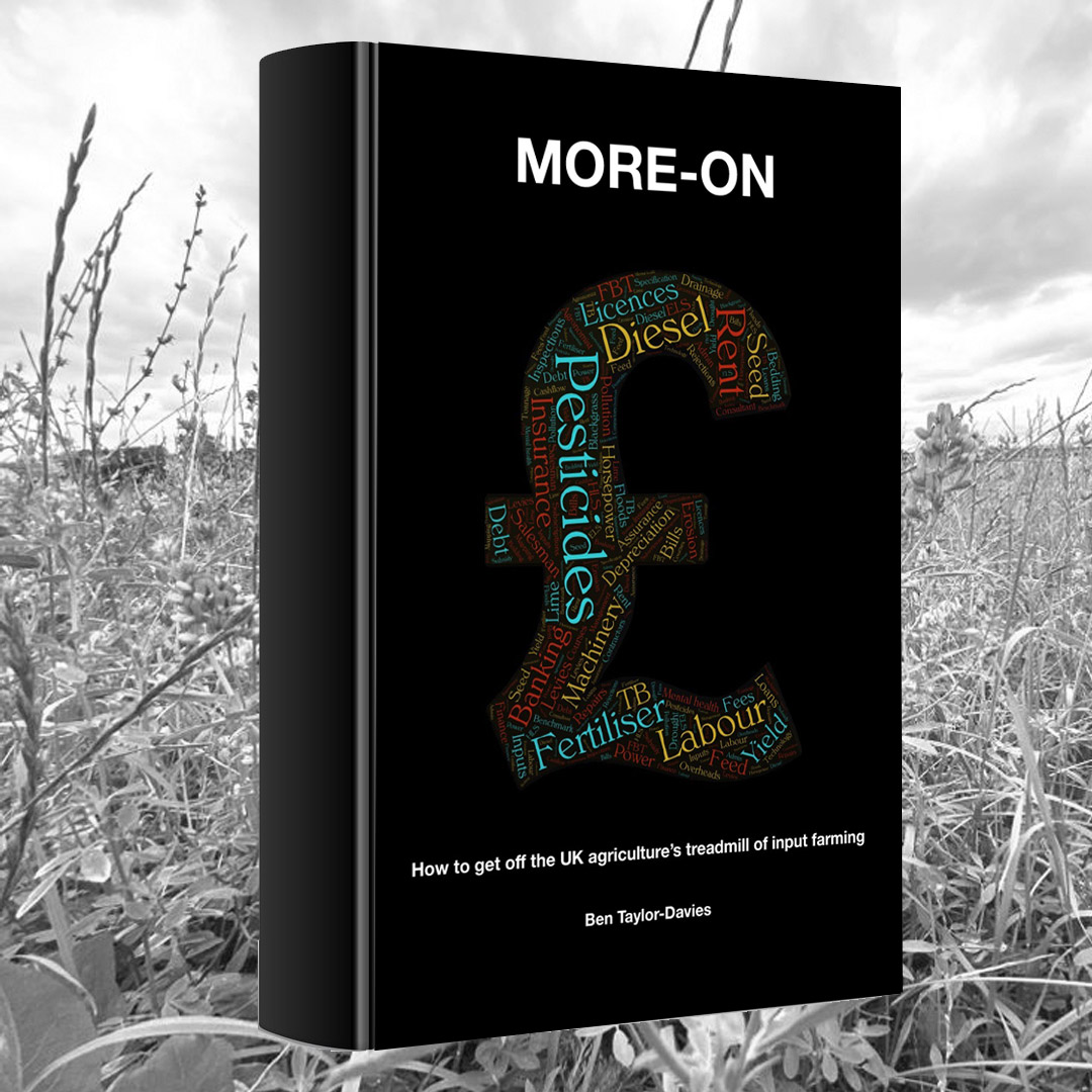 More-On Regenerative Agriculture Book by Ben Taylor-Davies