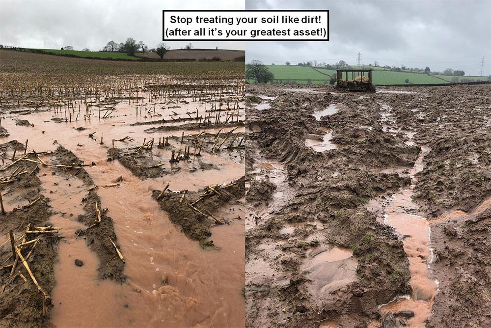 The River Wye Townsend Farm