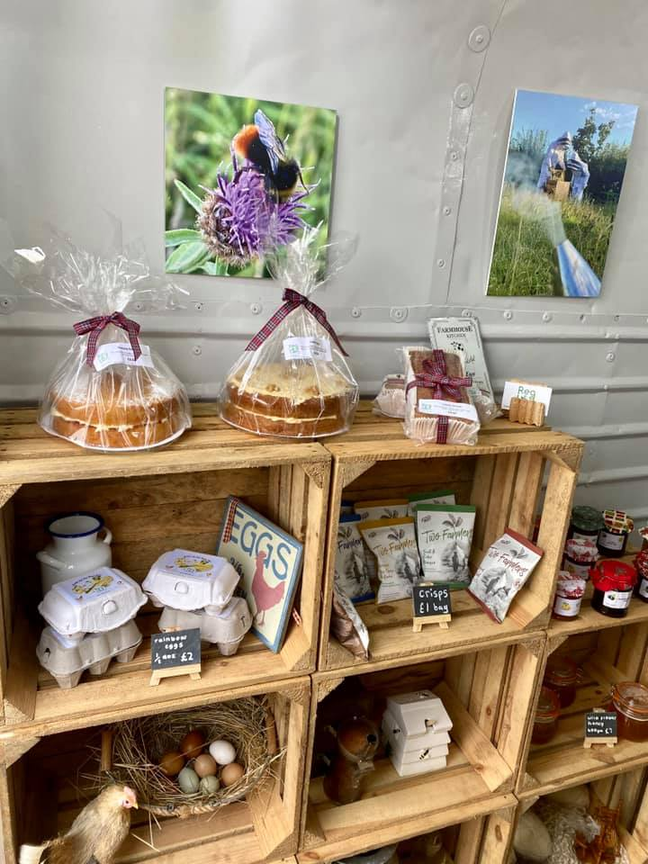 The Little Meal House Townsend Farm Ross on Wye Homemade Cakes
