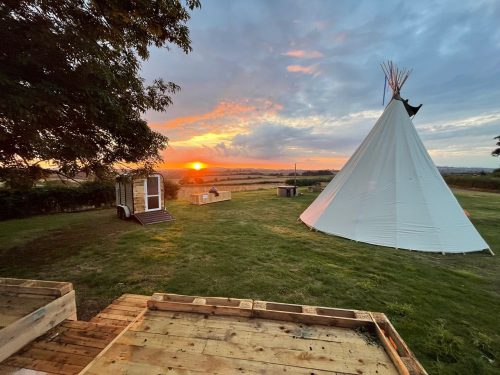 Glamping Site Ross-on-Wye