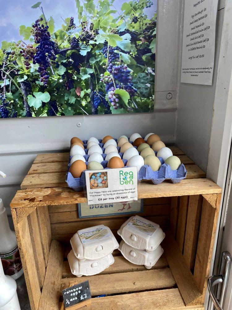 The Little Meal House Honesty Shop at Townsend Farm Fresh Eggs