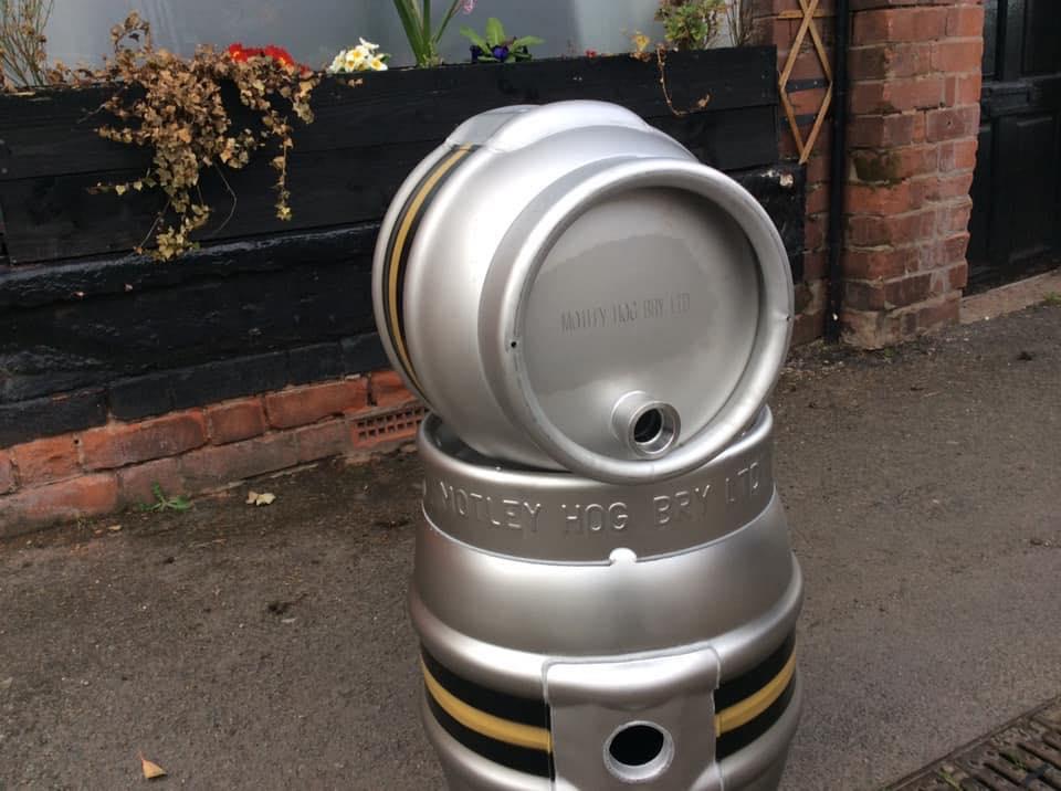 Motley Hog Brewery